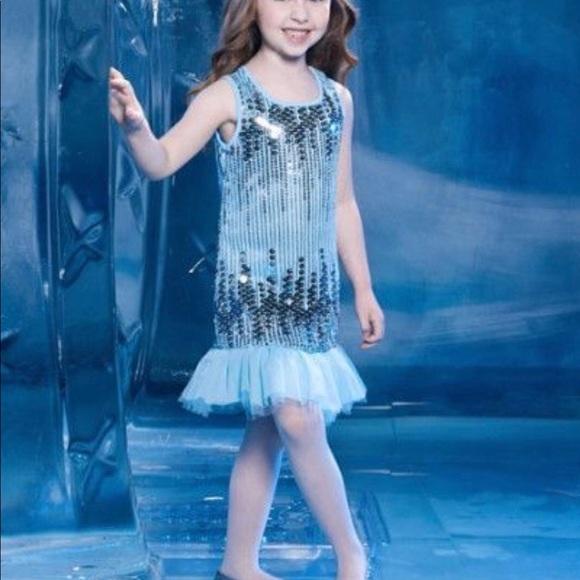 805820d3 Chasing Fireflies Dresses | Frozen Tank Dress Nwt Size 16 | Poshmark